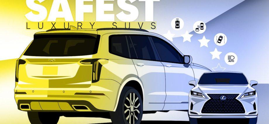 Safest Luxury SUVs for 2021